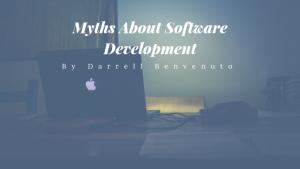 Myths About Software Development